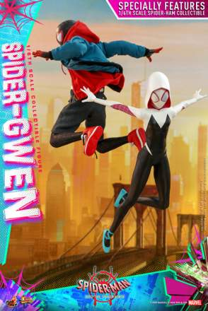 Spider-Man: Into the Spider-Verse - Spider-Gwen