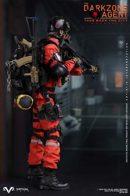 VTS - The Darkzone Agent Renegade