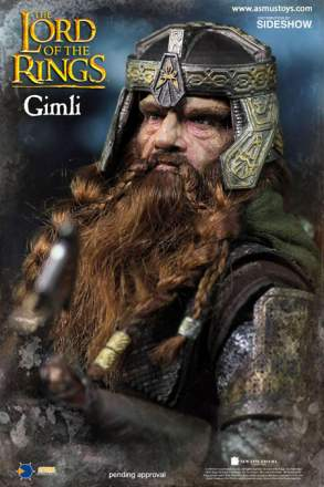 Asmus - The Lord of the Ring - Gimli