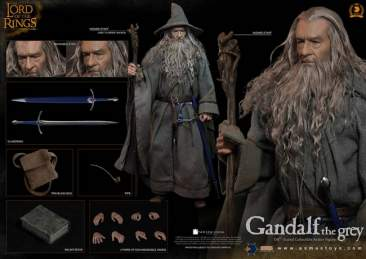 Asmus - The Crown Series Gandalf the Grey