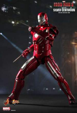 Iron Man 3: Silver Centurion (Mark XXXIII)