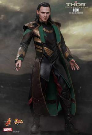 Thor: The Dark World - Loki