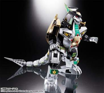 Soul of Chogokin - Power Rangers Dragonzord GX-78