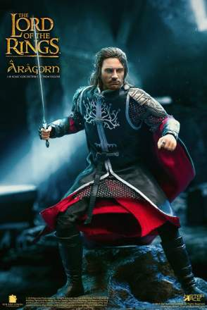 Star Ace - 1:8 Scale Aragorn 2.0 King (Deluxe Version)