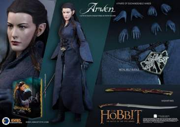 Asmus - The Lord of the Rings : Arwen