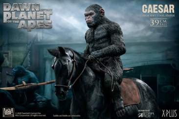 Star Ace - Dawn of the Planet of the Apes: Caesar (Spear Version) Statue
