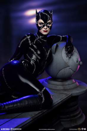 Catwoman Maquette