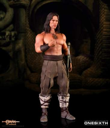 Chronicle Collectibles - Conan the Barbarian: 1/6 Scale Conan