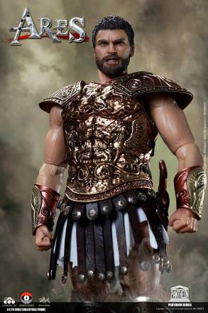 COO Model - God of War Ares