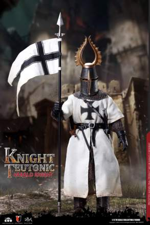 COO Model - Herald of Knights Teutonic