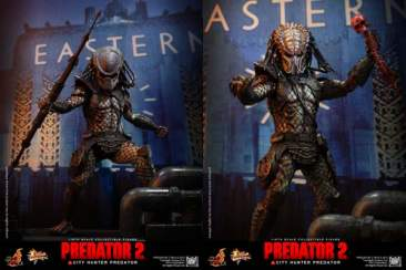 Predator 2: City Hunter Predator