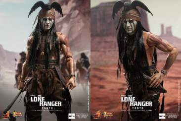 The Lone Ranger: 1/6th Tonto