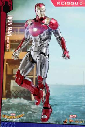 Spider-Man: Homecoming - 1/6th scale Mark XLVII