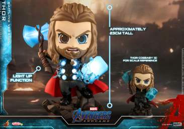 Cosbaby - Thor (Battling Version) (L)
