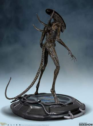 Hollywood - 1:4 Scale Xenomorph statue